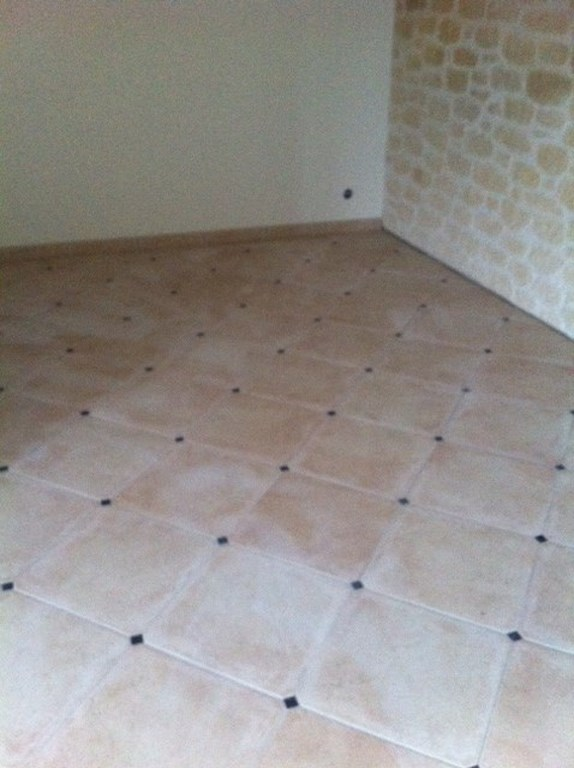 Chantier en cours olm carrelage for Arte casa carrelage